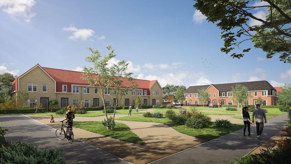 Wieck Nijmegen, nieuwbouw in Nijmegen